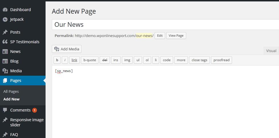 display-news