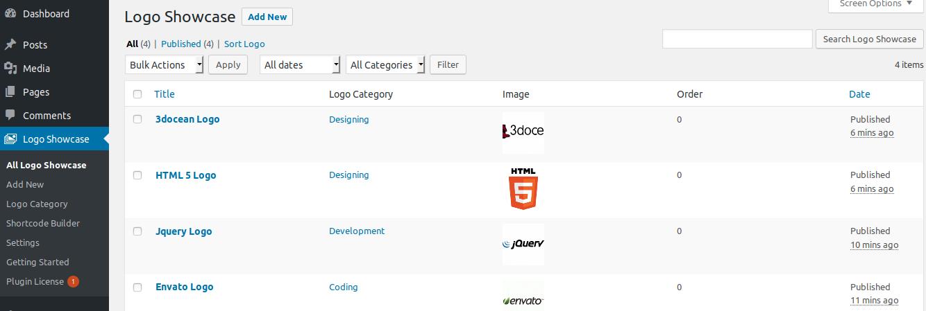 WP Logo Showcase Responsive Slider Pro - Documentation - WP